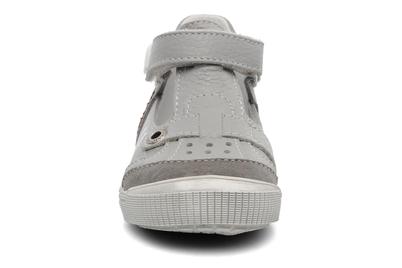 Sandals Bopy BRICO Grey model view