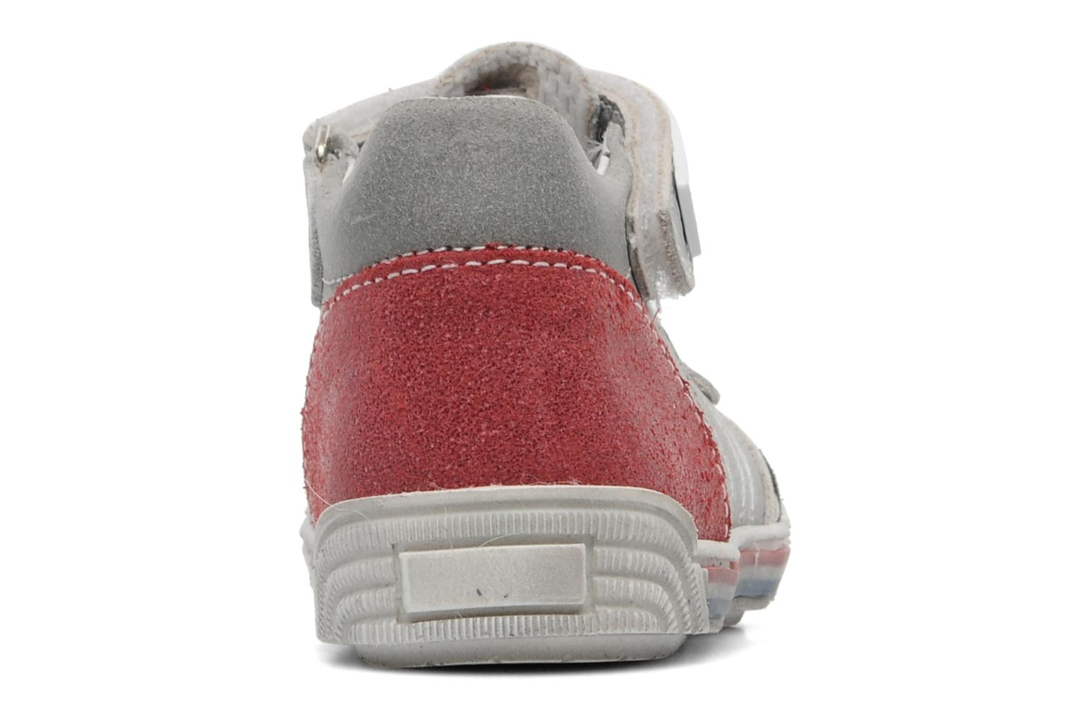 Sandals Bopy BRICO Grey view from the right
