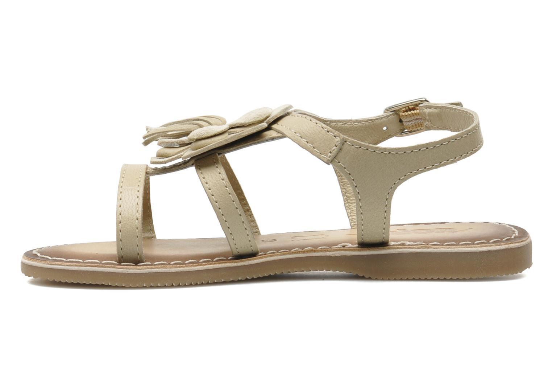 Sandaler Bopy FERIDA Beige bild från framsidan