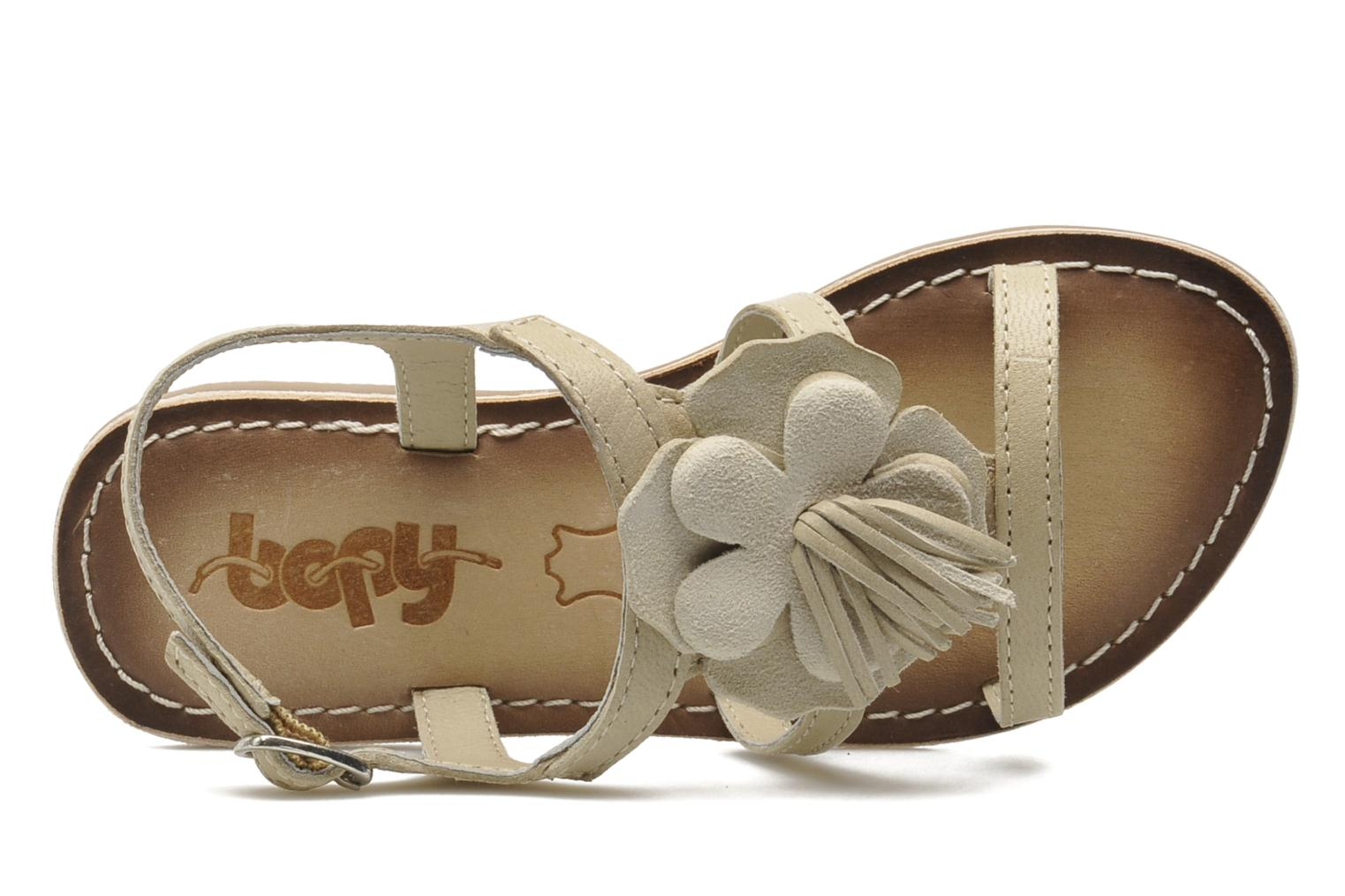 Sandalen Bopy FERIDA Beige links