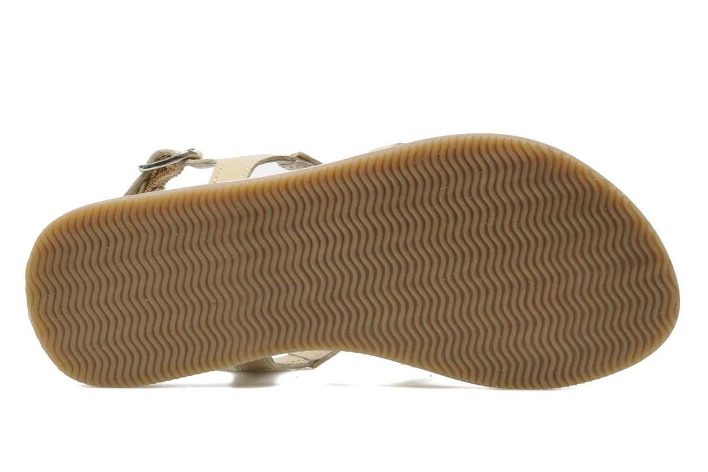 Sandalen Bopy FERIDA Beige boven