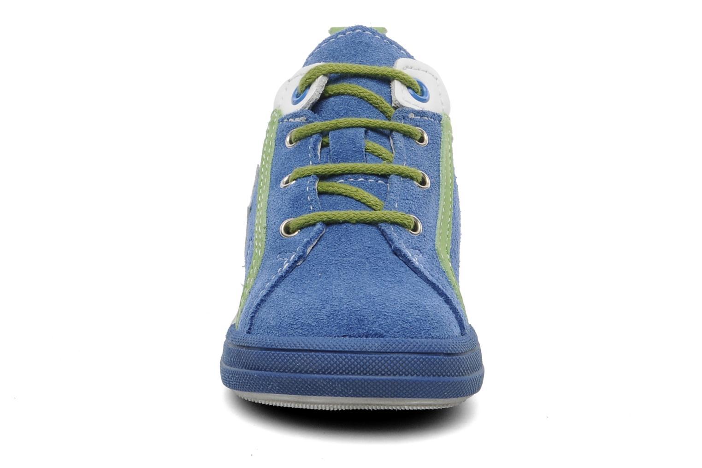 Sneakers Bopy ZECLAIR Blå bild av skorna på