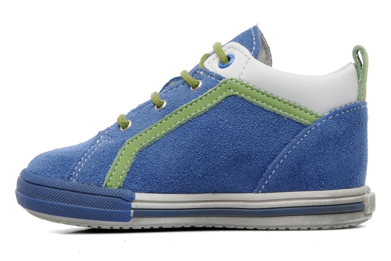 Sneakers Bopy ZECLAIR Blå bild från framsidan