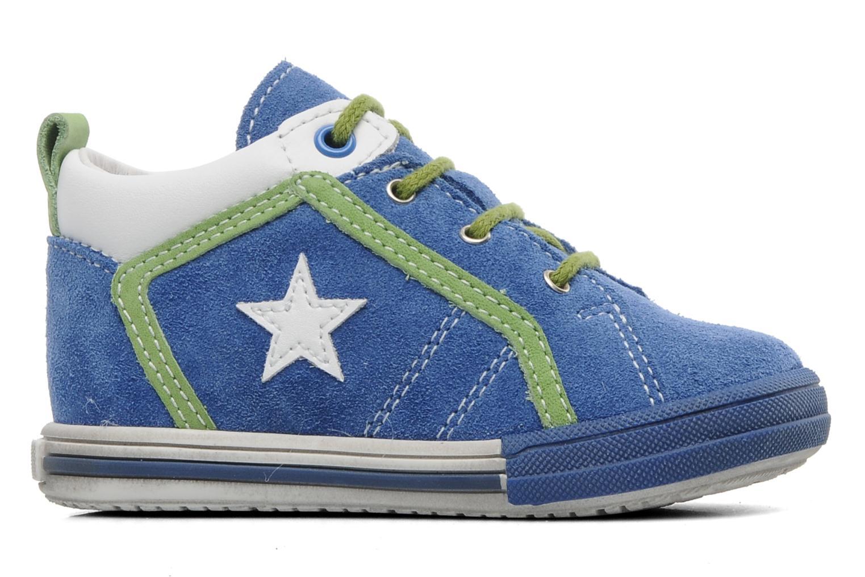 Sneakers Bopy ZECLAIR Blå bild från baksidan