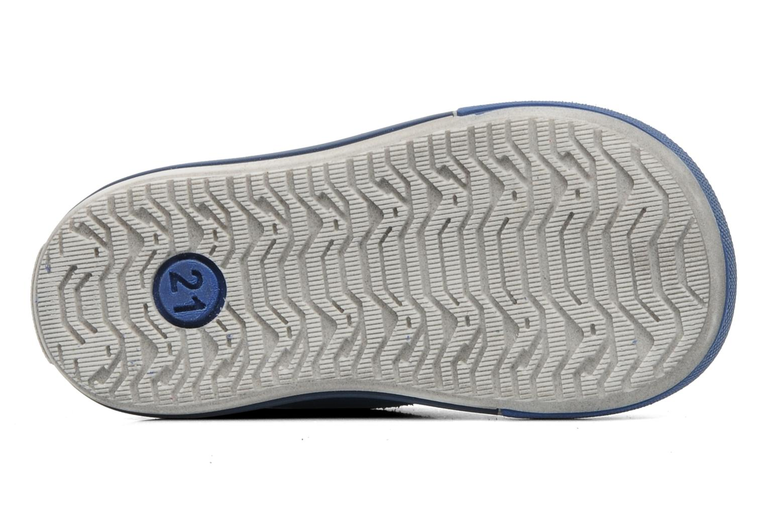 Trainers Bopy ZECLAIR Blue view from above