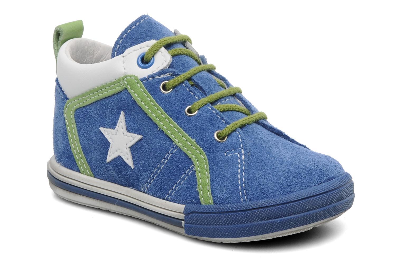 Sneakers Bopy ZECLAIR Blå detaljeret billede af skoene