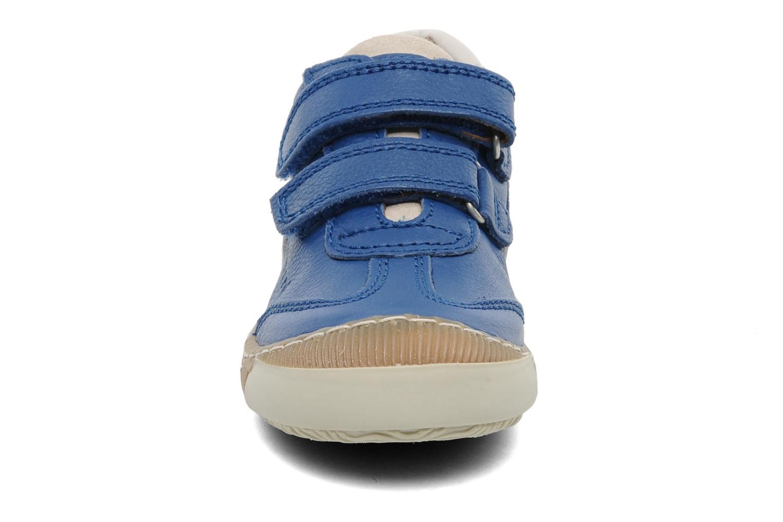 Sneaker Bisgaard Dan blau schuhe getragen