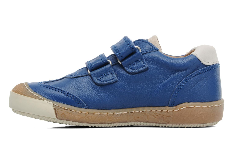 Sneaker Bisgaard Dan blau ansicht von vorne