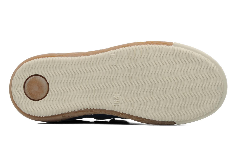 Sneakers Bisgaard Dan Blauw boven