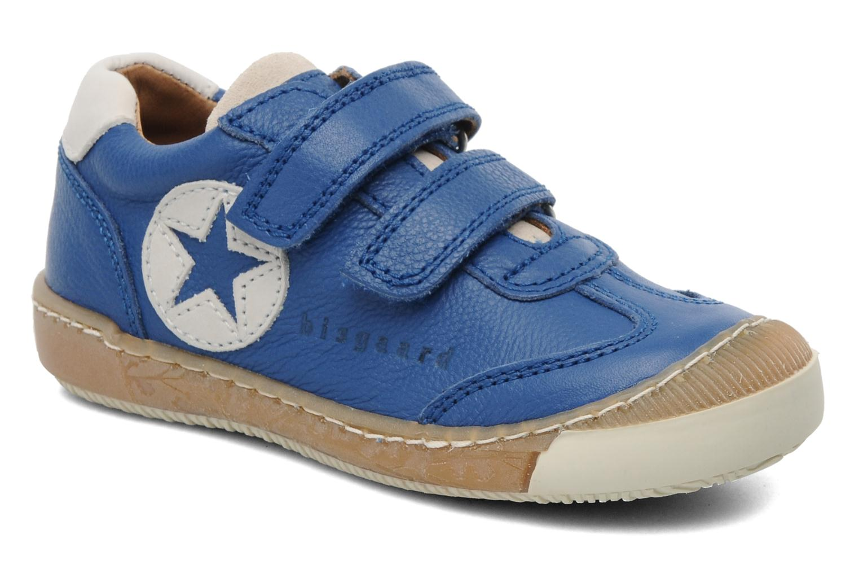 Sneaker Bisgaard Dan blau detaillierte ansicht/modell