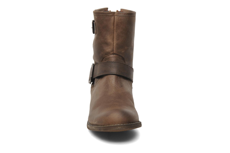 Stiefeletten & Boots Steve Madden TOKKEN (TAKERR) braun schuhe getragen