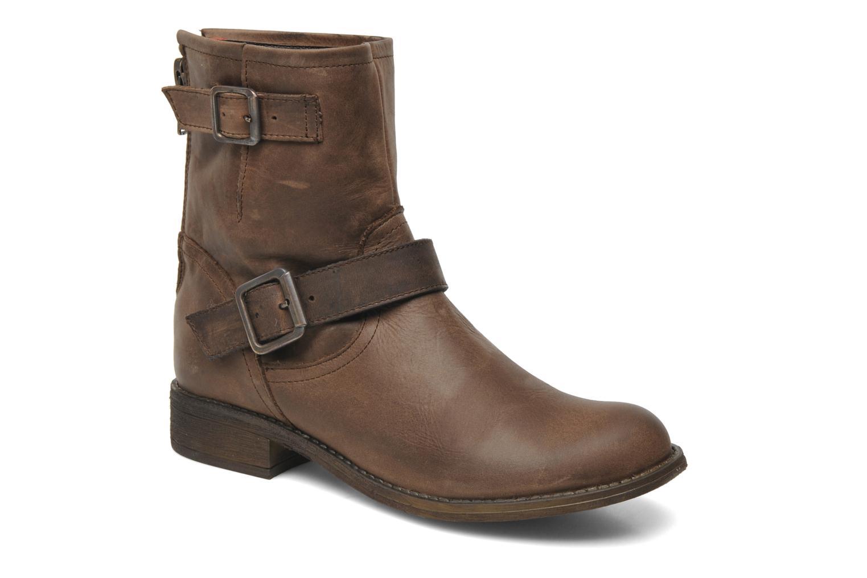 Stiefeletten & Boots Steve Madden TOKKEN (TAKERR) braun detaillierte ansicht/modell