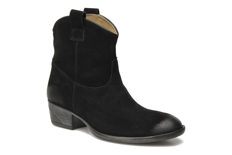 Boots en enkellaarsjes Liu Jo Texano Basso Antigone Zwart 3/4'