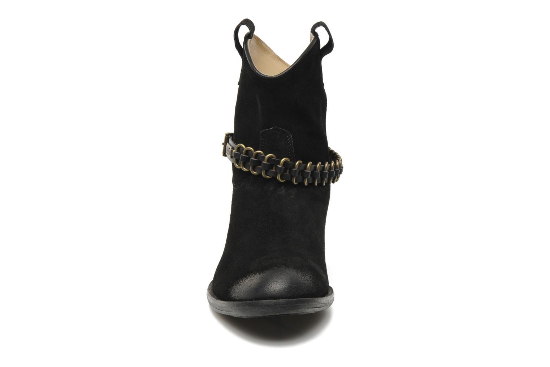 Boots en enkellaarsjes Liu Jo Texano Basso Antigone Zwart model