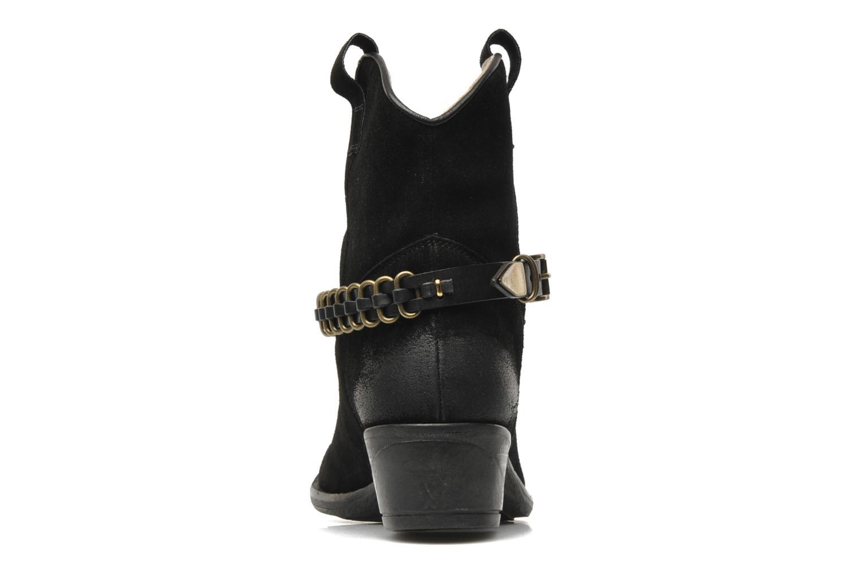 Boots en enkellaarsjes Liu Jo Texano Basso Antigone Zwart rechts