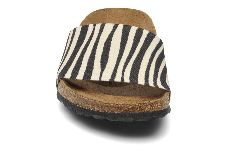Clogs & Pantoletten Birki's Belau Textile mehrfarbig schuhe getragen