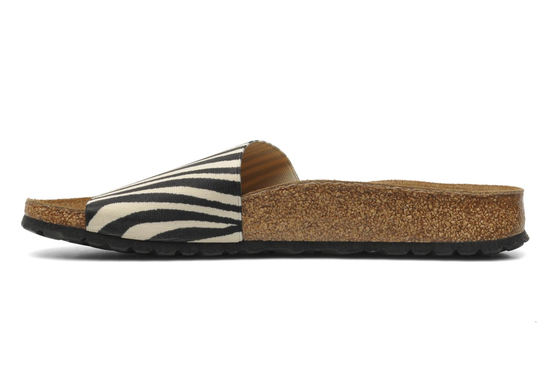 Clogs & Pantoletten Birki's Belau Textile mehrfarbig ansicht von vorne