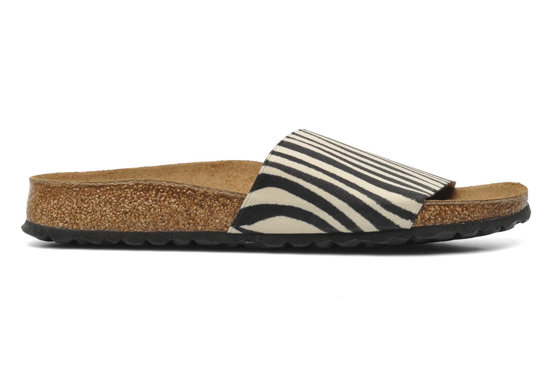 Clogs & Pantoletten Birki's Belau Textile mehrfarbig ansicht von hinten