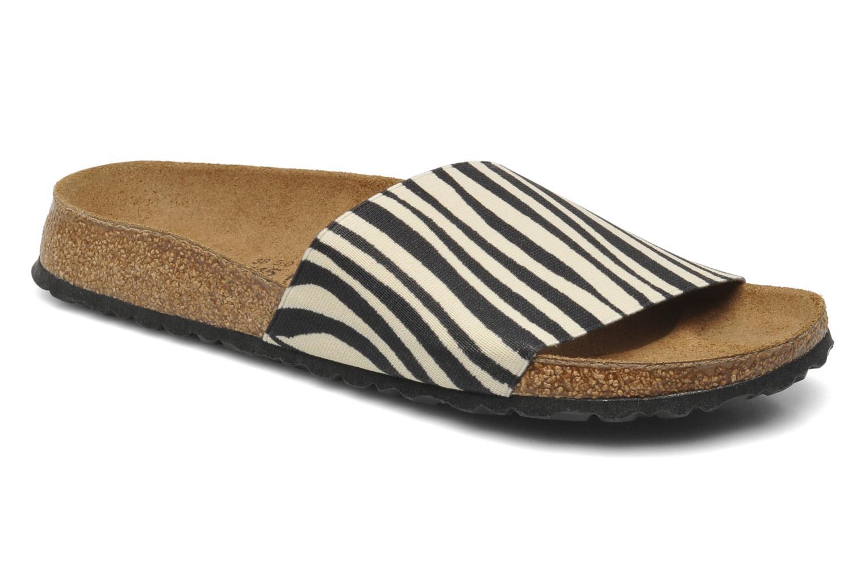 Clogs & Pantoletten Birki's Belau Textile mehrfarbig detaillierte ansicht/modell