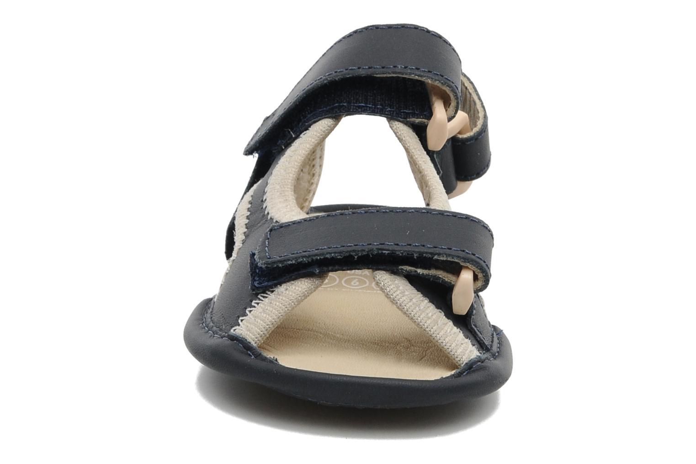 Sandalen Tip Toey Joey SLINKY blau schuhe getragen