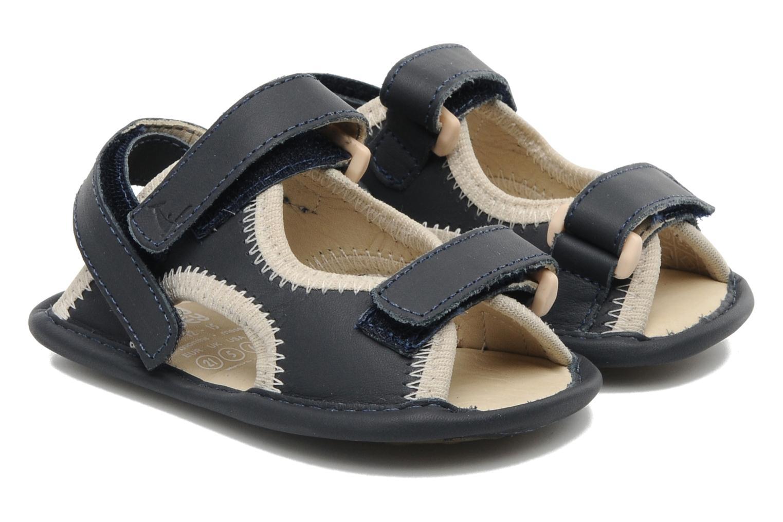 Sandaler Tip Toey Joey SLINKY Blå detaljeret billede af skoene