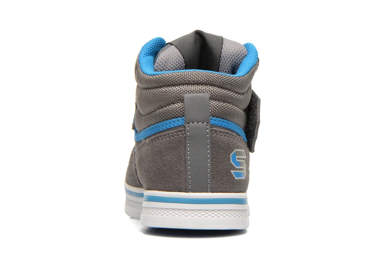 Sneaker Skechers Kelp Assemble grau ansicht von rechts