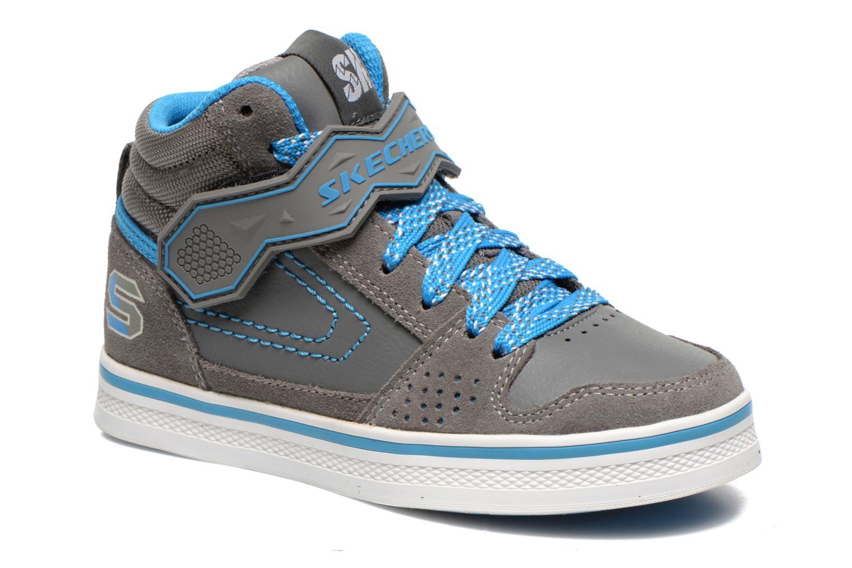 Sneakers Skechers Kelp Assemble Grijs detail