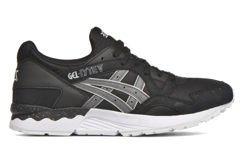 Sneaker Asics Gel-Lyte V schwarz ansicht von hinten