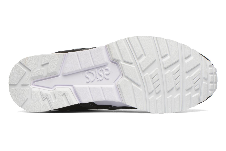 Sneaker Asics Gel-Lyte V schwarz ansicht von oben