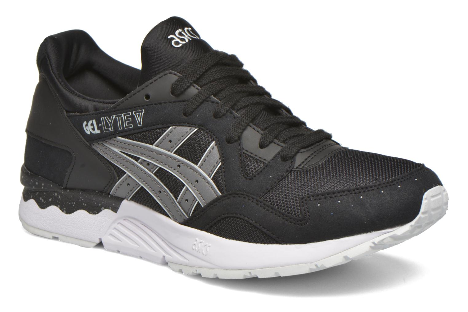 Trainers Asics Gel-Lyte V Black detailed view/ Pair view