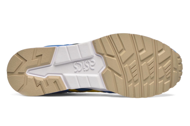 Sneakers Asics Gel-Lyte V Blauw boven