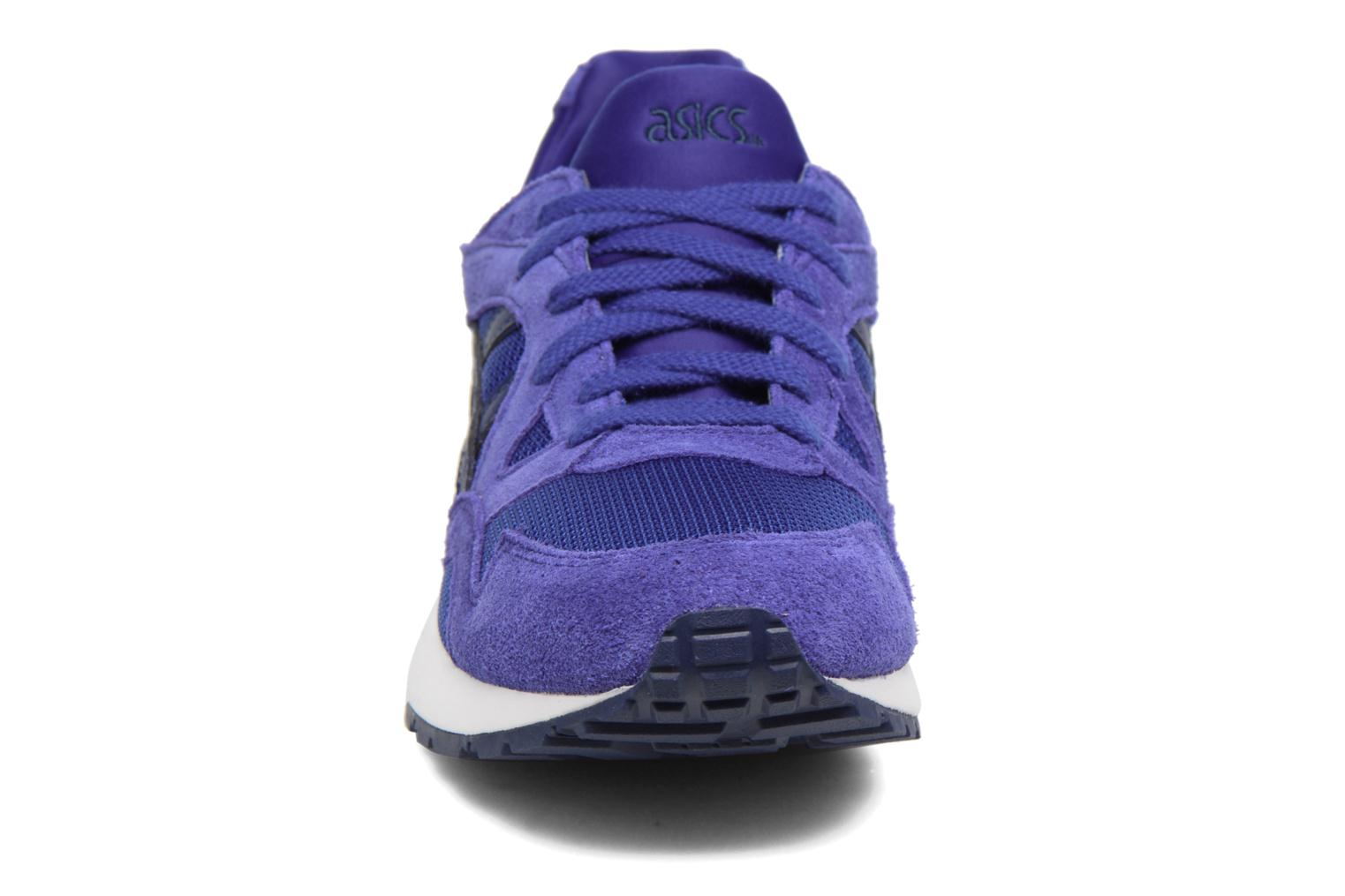 Trainers Asics Gel-Lyte V Blue model view