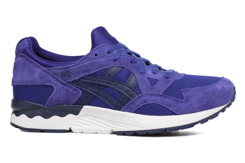 Sneaker Asics Gel-Lyte V blau ansicht von hinten
