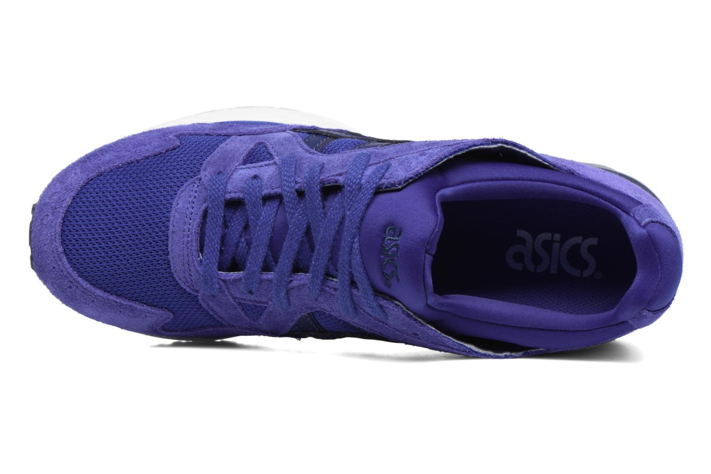 Sneaker Asics Gel-Lyte V blau ansicht von links