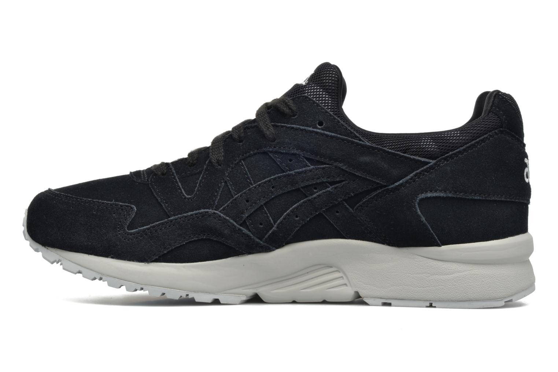 Sneaker Asics Gel-Lyte V schwarz ansicht von vorne