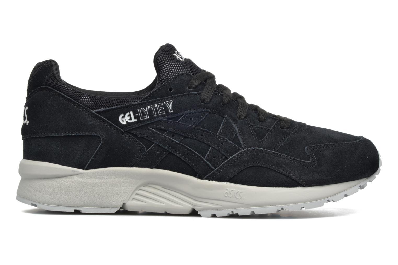 Sneakers Asics Gel-Lyte V Zwart achterkant