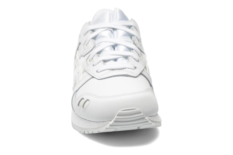 Deportivas Asics Gel-Lyte III W Blanco vista del modelo
