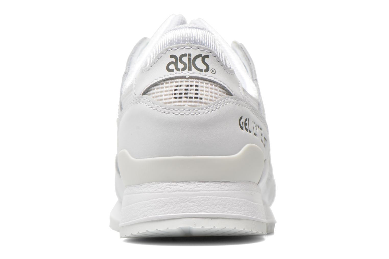 Deportivas Asics Gel-Lyte III W Blanco vista lateral derecha