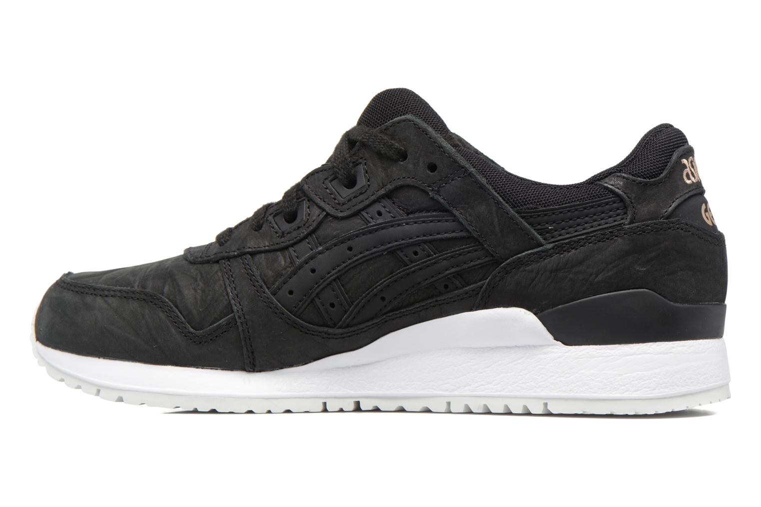 Baskets Asics Gel-Lyte III W Noir vue face