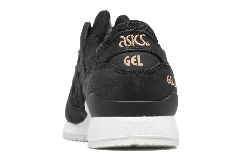 Baskets Asics Gel-Lyte III W Noir vue droite