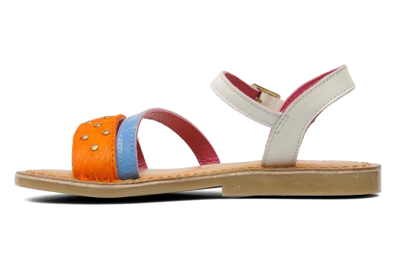 Sandalen Mod8 ZIPOINTE mehrfarbig ansicht von vorne
