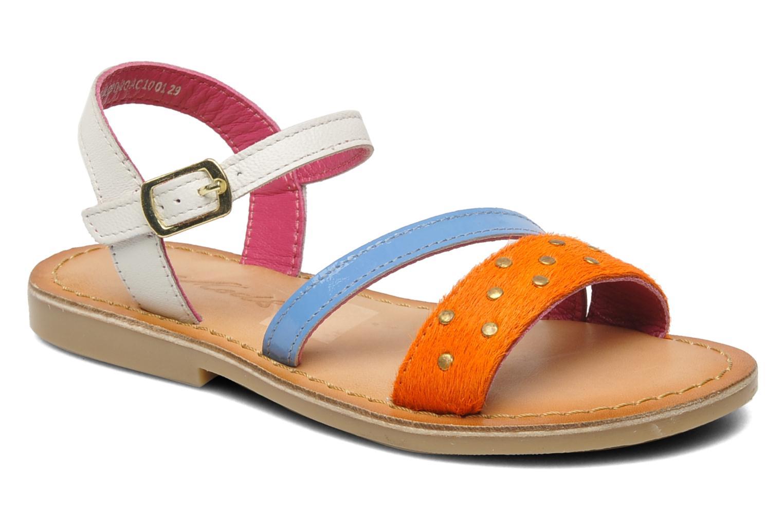 Sandalen Mod8 ZIPOINTE mehrfarbig detaillierte ansicht/modell