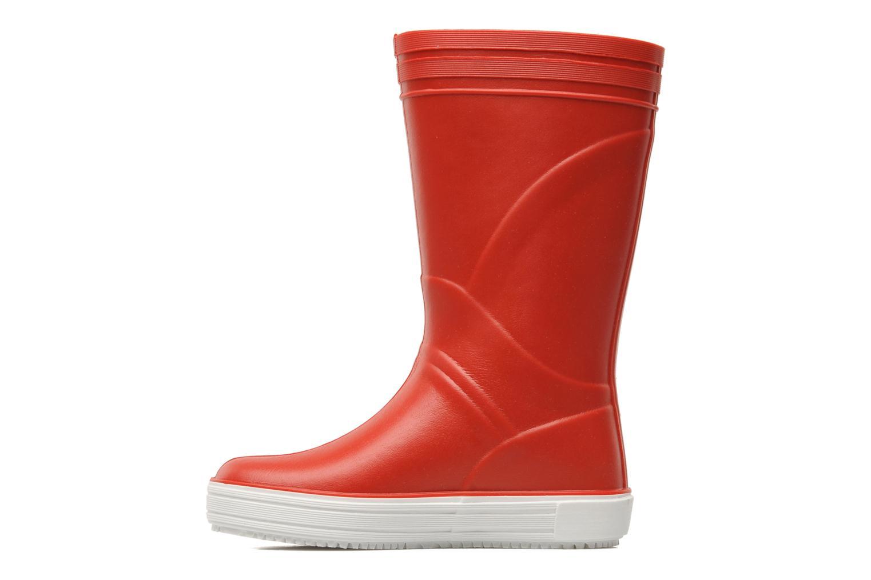 Stiefel Méduse SKIPPY rot ansicht von vorne