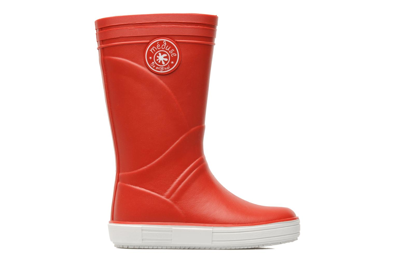Boots & wellies Méduse SKIPPY Red back view
