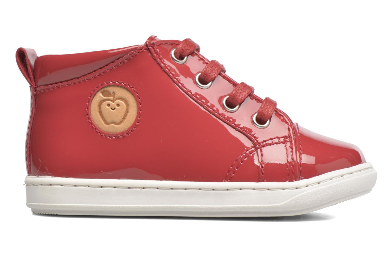Stiefeletten & Boots Shoo Pom Bouba Pad Lace rot ansicht von hinten