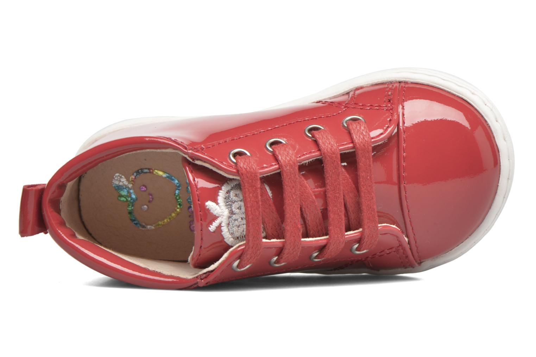 Stiefeletten & Boots Shoo Pom Bouba Pad Lace rot ansicht von links