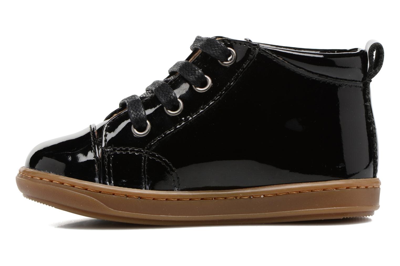 Bottines et boots Shoo Pom Bouba Pad Lace Noir vue face