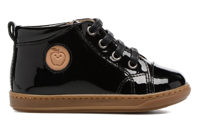 Bottines et boots Shoo Pom Bouba Pad Lace Noir vue derrière