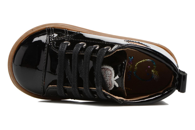 Bottines et boots Shoo Pom Bouba Pad Lace Noir vue gauche