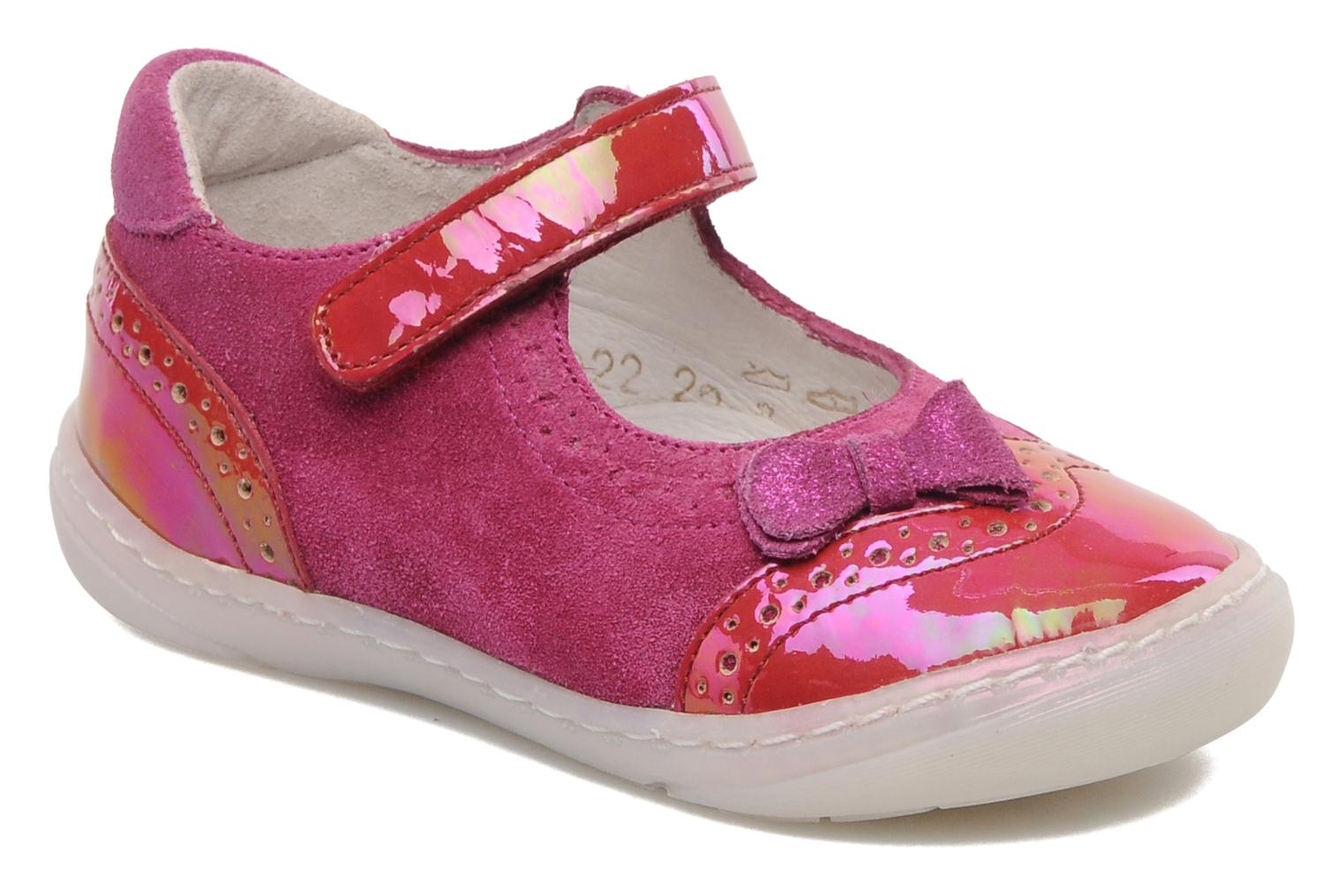Ballet pumps Shoo Pom MINI MILA BABY KNOT Pink detailed view/ Pair view